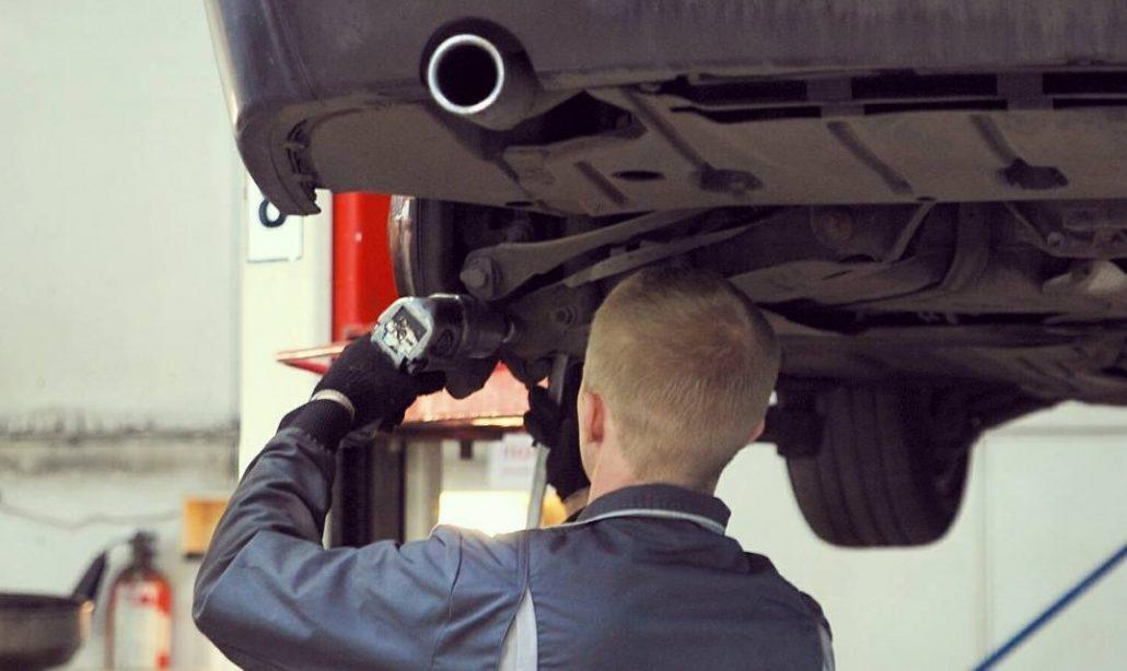 ремонт ходовой части авто в СПб