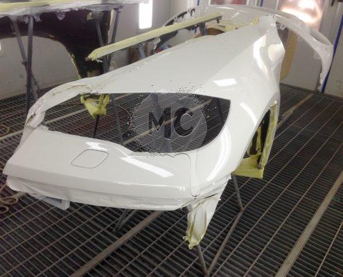 Ремонт и покраска крыла BMW Х5