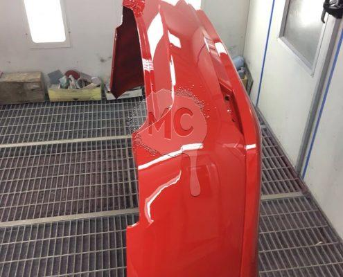 Ремонт бампера из пластика в СПб: Magic Cars
