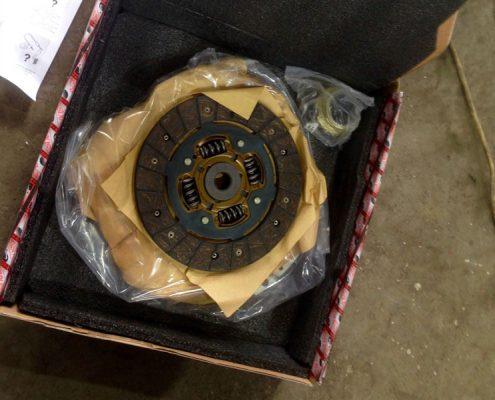 Новый диск сцепления для Шевроле Ланос