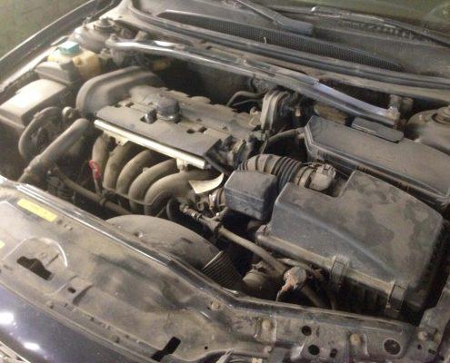 Провалы в двигателе
