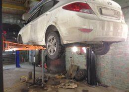 ремонт сцепление для Хендай Солярис 2011 года