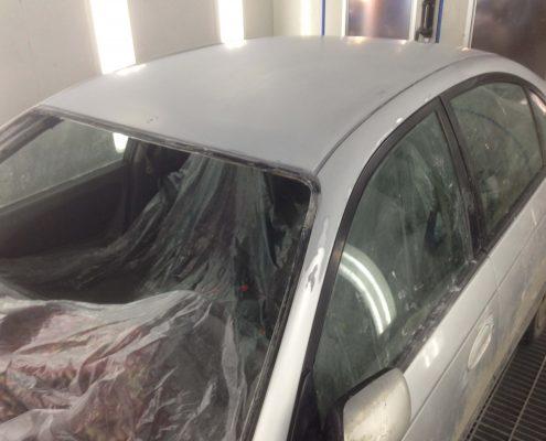 Замена и ремонт крыши автомобиля