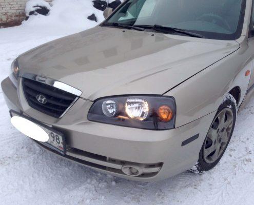 машина Hyundai 2004 г.в.