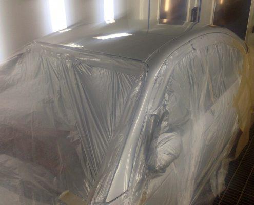 Покраска и ремонт крыши