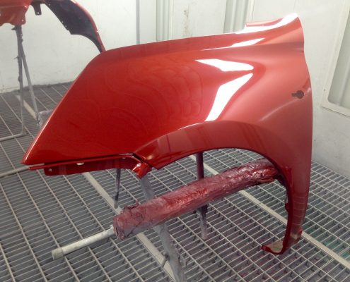Замена решеток авто Datsun