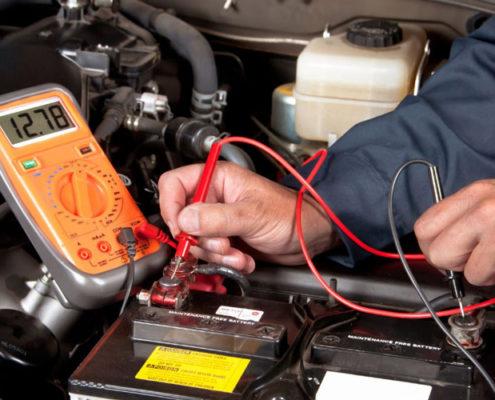 диагностика электрики авто