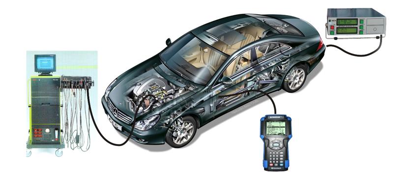 Полная диагностика автомобиля в Magic Cars