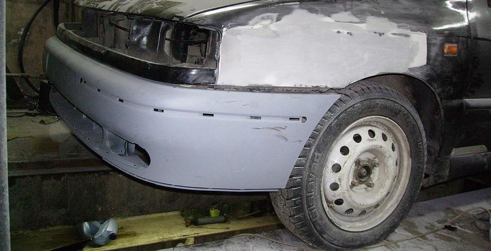 кузовной ремонт Сеат