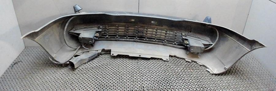 ремонт бампера опель зафира