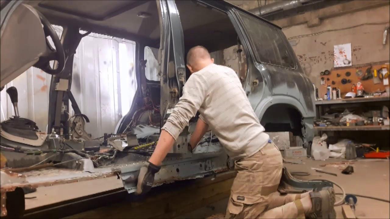 Восстановление Nissan Patrol